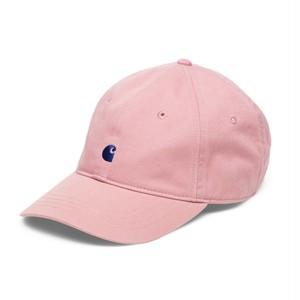 carhartt / MADISON LOGO CAP - Soft Rose / Sapphire