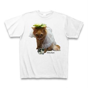 Tシャツ ウェディングポンちゃん