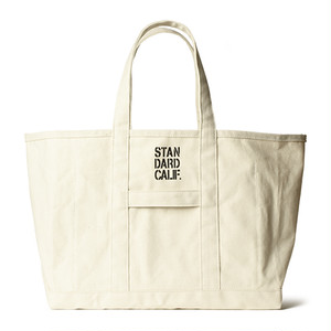 STANDARD CALIFORNIA スタンダードカリフォルニアSD Made in USA Canvas Tote Bag