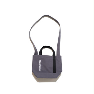 MINI TOTE BAG - GRAY