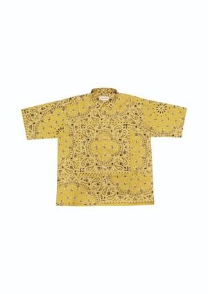 BANDANA shirt / Short sleeve