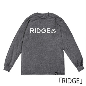 Logo Print Long Sleeve Tee