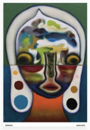 Izumi Kato - poster Untitled 2