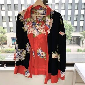 made in France KIMONO style Haori Jacket