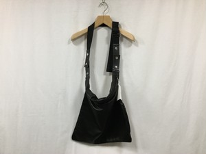 """WHOWHAT""""WRAP BAG LEATHER"""""""