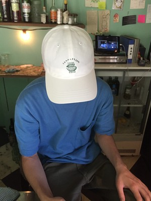 LeGALIZeee $ 6 panel cap (GREEN)
