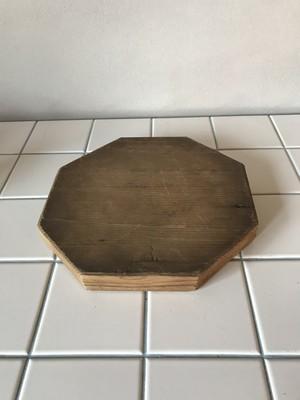 八角形の木板