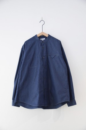 【ORDINARY FITS】STAND WORKERS SHIRTS/OF-S018