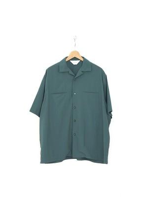 wonderland, Open collar shirts