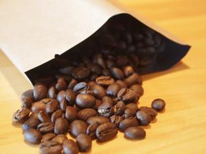 【エチオピア レケンプティ】煎りたてコーヒー豆(200g入り)