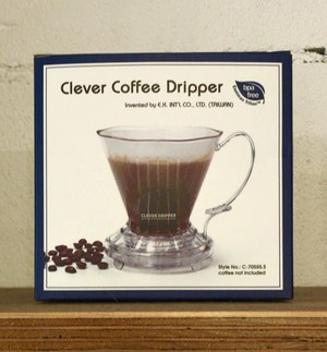 CLEVER COFFEE DRIPPER S