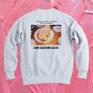 """SUB CULTURE ELITE"" sweat"