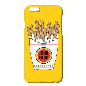 8/8Plus対応[iPhone ケース] Junk Food