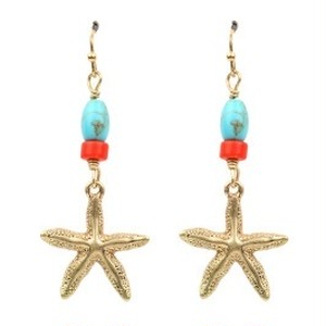 2drop Metal STARFISH Pierce (PE0890)