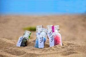 海の琥珀糖(6本セット)