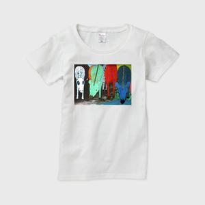 雨季と乾季Tシャツ