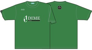 TOKYO DIME 「セカンダリーロゴ」Tシャツ GREEN