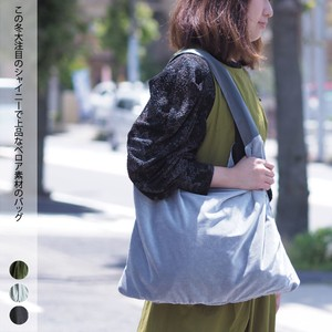 ル・マルシェ ベロア バッグ 57010034 maison blanche (メゾンブランシュ)【日本製】