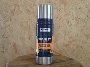 STANLEY(スタンレー) クラシック真空ボトル(水筒) 0.47L ネイビー