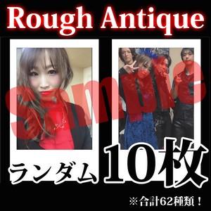 【チェキ・ランダム10枚】Rough Antique