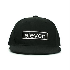 6 PANEL CAP / BLACK