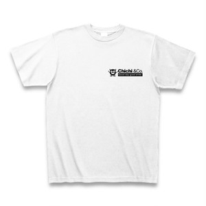 Chichi &Co ロゴTシャツ CCCT_1802WH