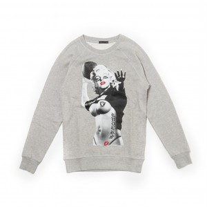 RUDE(ルード)|FELPA FOOTBALL GREY(Unisex)