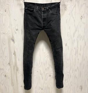Levi`s 501 riri zip custom W32