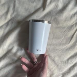 オリジナルアイテム 冬季限定バージョン 鹿ロゴ刻印 真空断熱タンブラー
