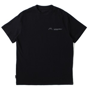 A COLD WALL Logo Print Tee Black