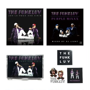 『THE FUNKLUV-PURPLE DELUXXXSET-』