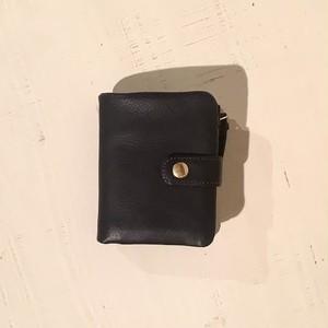 CINQ / 2つ折り財布 black