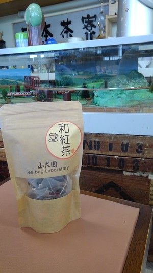 Tea bag Laboratory 和紅茶 3g×12包入り