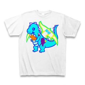 Irieのペット愛竜サンキューTシャツ
