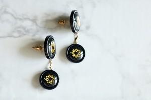 pierce black button