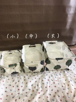 STUDIO HILLA収納ボックス(中)