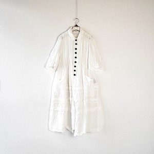 Victorian Manteau   col. Off White