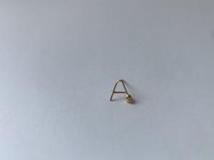 KAMIORI KAORI / alphabet pierce A