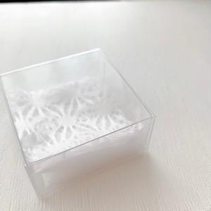 小物の箱包装(ギフトボックス・送料代金)
