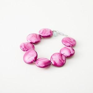 ブレスレット -PINK-  BEADS