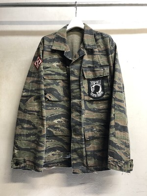 """""""Military"""" tiger camouflage jacket"""