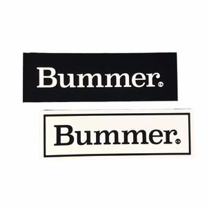 Bummer California - B/W STICKER PACK