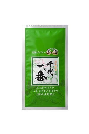 【ダシのピカイチ】千代の一番野菜ブイヨン「香澄」 10包×10袋【送料無料キャンペーン中♪】