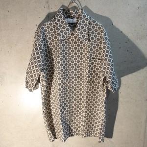 70s CottonPoly Design Shirt