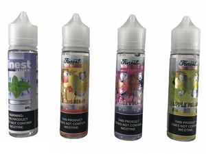 The Finest E-liquid シリーズ フルーツミント 初心者オススメVAPEリキッド