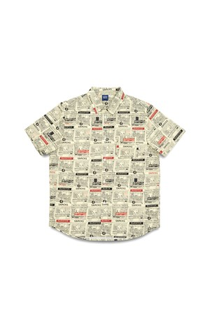 QUARTER SNACKS VENDOR SS BUTTON UP BUTTER