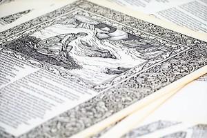 THE  WORK OF Geoffrey Chaucer -3set- /アンティーク雑貨