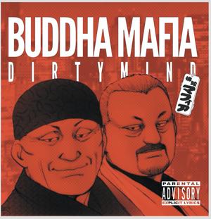 """【残りわずか/7""""】BUDDHA MAFIA - Dirty Mind / Touch N Go Remix"""