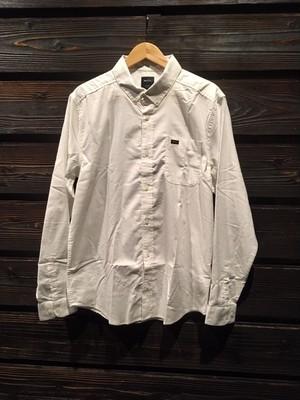 RVCA  THATLL DO STRETCH LS Shirts  Wht  Mサイズ