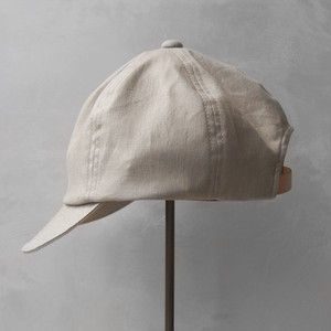 Nine Tailor Lymington cap LINEN BEIGE